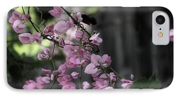 IPhone Case featuring the photograph Bumble by Megan Dirsa-DuBois