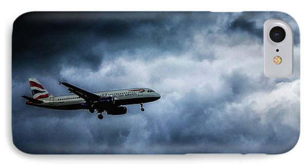 Bumpy Landing IPhone Case by Martin Newman