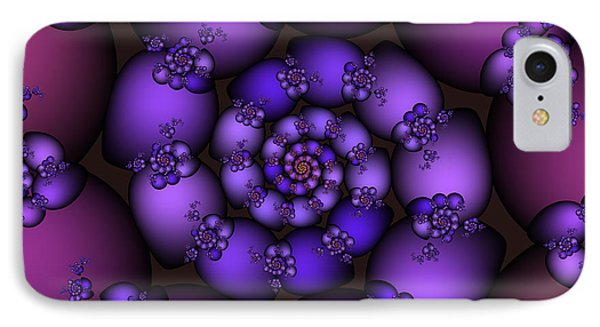 Bunch Of Grapes Phone Case by Jutta Maria Pusl