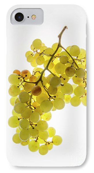 Bunch Of White Grapes IPhone Case