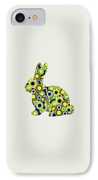 Bunny - Animal Art Phone Case by Anastasiya Malakhova