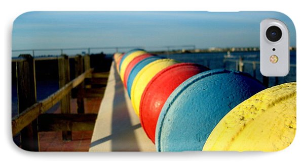 Buoys In Line IPhone Case