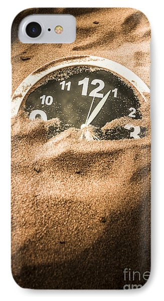 Buried In The Sands Of Time IPhone Case by Jorgo Photography - Wall Art Gallery
