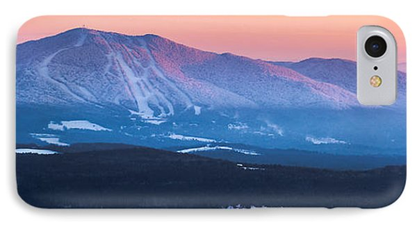 Burke To Moosilauke IPhone Case by Tim Kirchoff