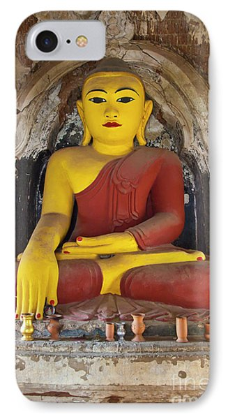 Burma_d1150 IPhone Case