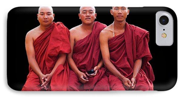 Burma_d1610 IPhone Case