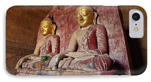 Burma_d2104 IPhone Case