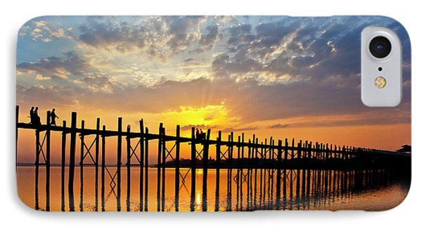 IPhone Case featuring the photograph Burma_d819 by Craig Lovell
