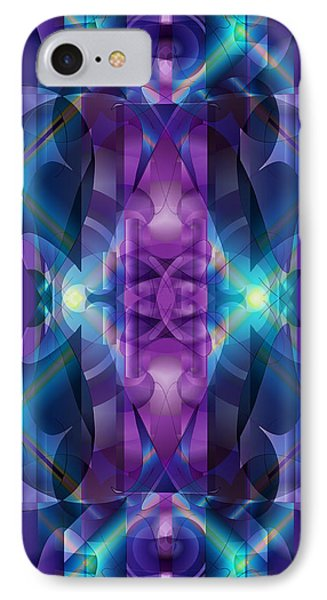 IPhone Case featuring the digital art Burning The Midnight Oil by Lynda Lehmann