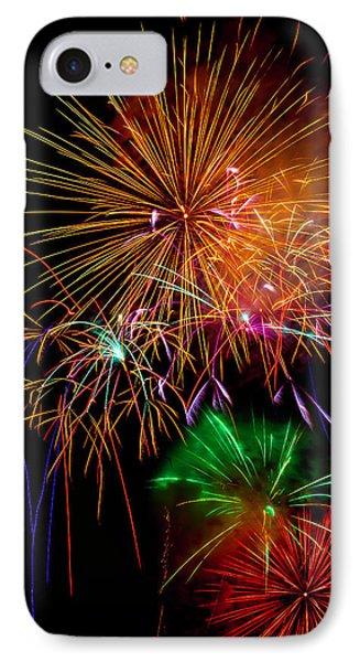 Burst Of Bright Colors IPhone Case
