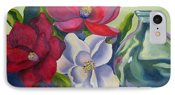 Burst Of Color Phone Case by Lisa Boyd