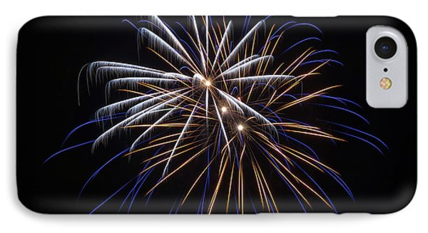 IPhone Case featuring the photograph Burst Of Elegance by Bill Pevlor
