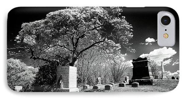 Bury Me Under A Tree Phone Case by John Rizzuto