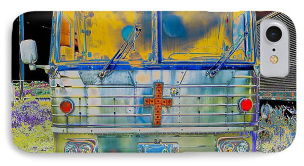 Bus To Chattanooga Phone Case by Julie Niemela