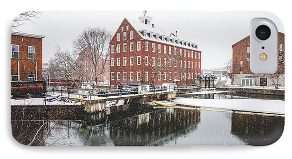 IPhone Case featuring the photograph Busiel-seeburg Mill by Robert Clifford
