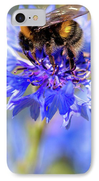 Busy Little Bee IPhone Case