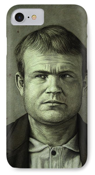 Butch Cassidy IPhone Case