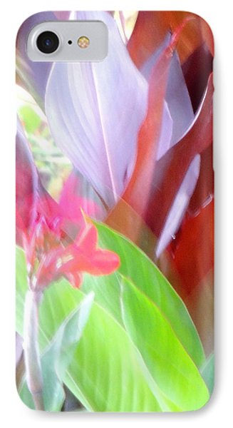 Butchart Gadens Overexposed IPhone Case