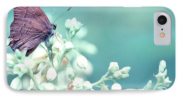 IPhone Case featuring the photograph Buterfly Dreamin' by Mark Fuller