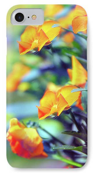 IPhone 7 Case featuring the photograph Buttercups by Jessica Jenney