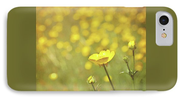 Buttercups IPhone Case