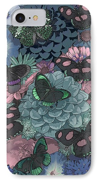 Fairy iPhone 7 Case - Butterflies by JQ Licensing