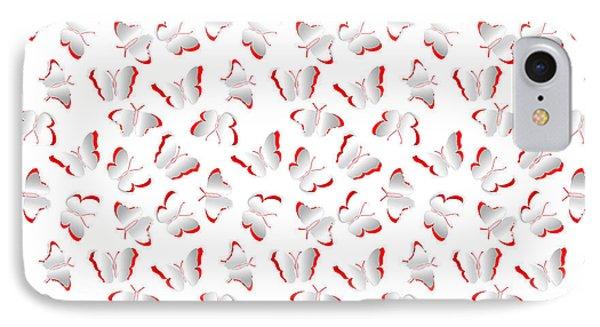 IPhone Case featuring the photograph Butterflies by Gary Crockett