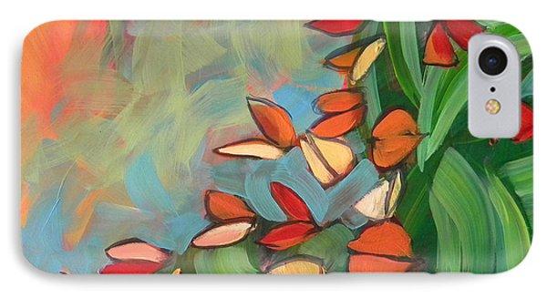 Butterflies Sunning 1 IPhone Case