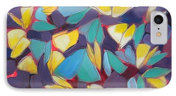 Butterflies Sunning 2 IPhone Case