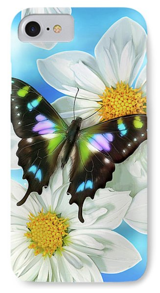 Butterfly 2 IPhone Case by JQ Licensing