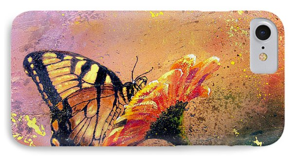 Butterfly IPhone Case by Andrew King