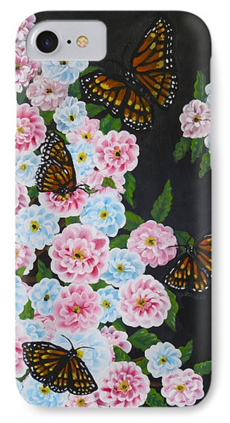 Butterfly Beauty IPhone Case