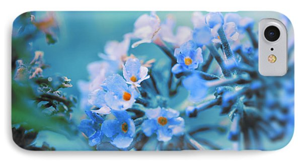 IPhone Case featuring the photograph Butterfly Bush by Douglas MooreZart
