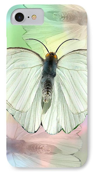 Butterfly, Butterfly IPhone Case by Rosalie Scanlon