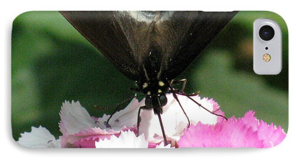 Butterfly Cup Phone Case by Debra     Vatalaro