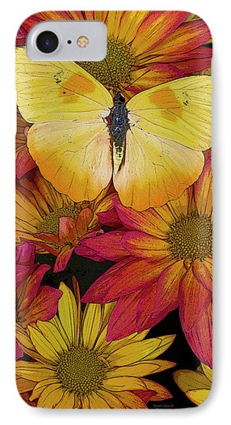 Butterfly Detail Phone Case by JQ Licensing