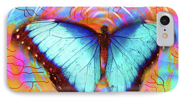 Butterfly Dreams Phone Case by Robert Ball