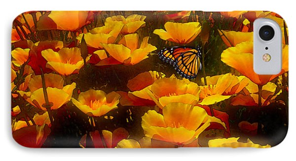 Butterfly Effect Phone Case by Robby Donaghey