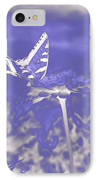 Butterfly In The Mist IPhone Case