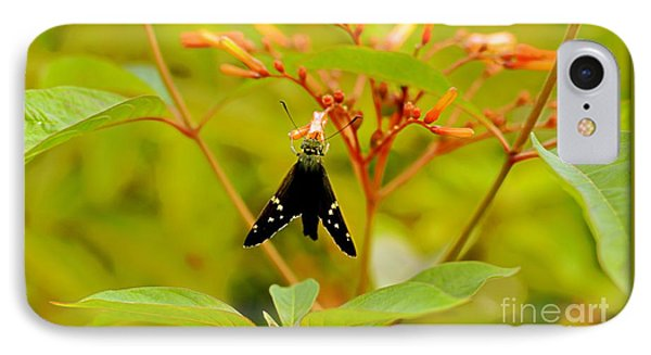 IPhone Case featuring the photograph Butterfly by Janice Spivey