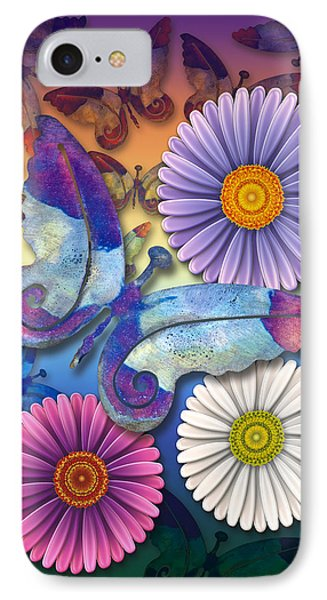 Butterfly IPhone Case by Becky Titus