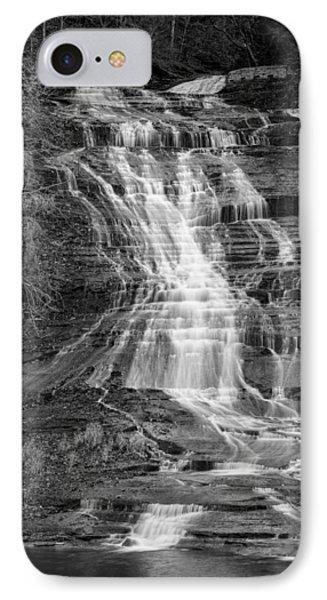 Buttermilk Falls #2 IPhone Case by Stephen Stookey