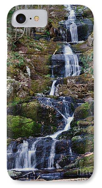 Buttermilk Falls IPhone Case by Paul Ward