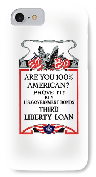Buy U.s. Government Bonds Phone Case by War Is Hell Store