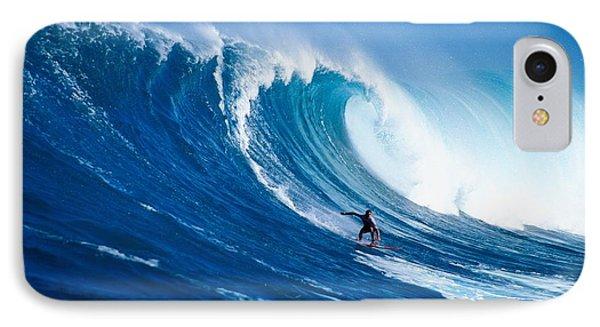 Buzzy Kerbox Surfing Big IPhone Case