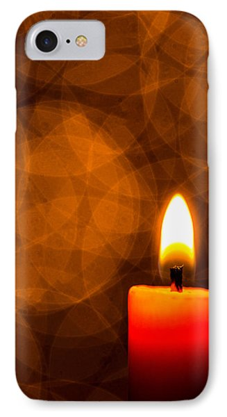By Candle Light IPhone Case