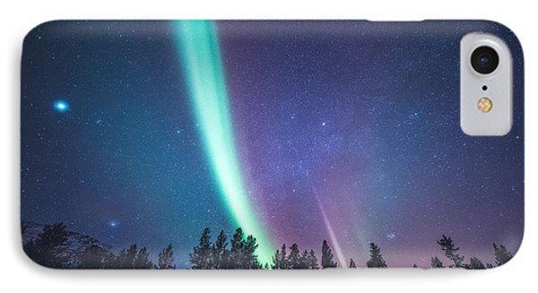 By Jupiter IPhone Case by Tor-Ivar Naess