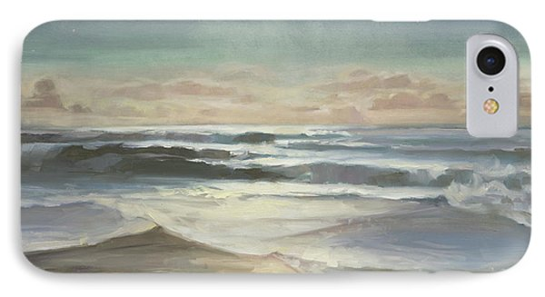 Pacific Ocean iPhone 7 Case - By Moonlight by Steve Henderson