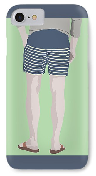 By The Bay IPhone Case by Nicole Wilson