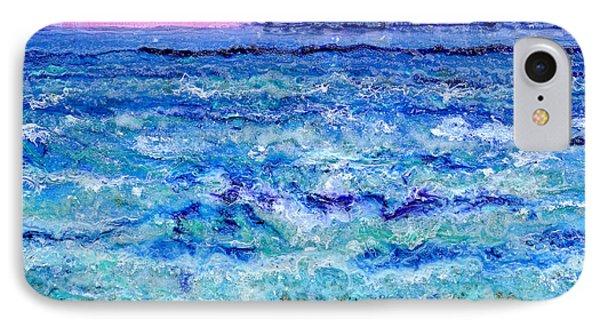 By The Beautiful Sea Phone Case by Regina Valluzzi